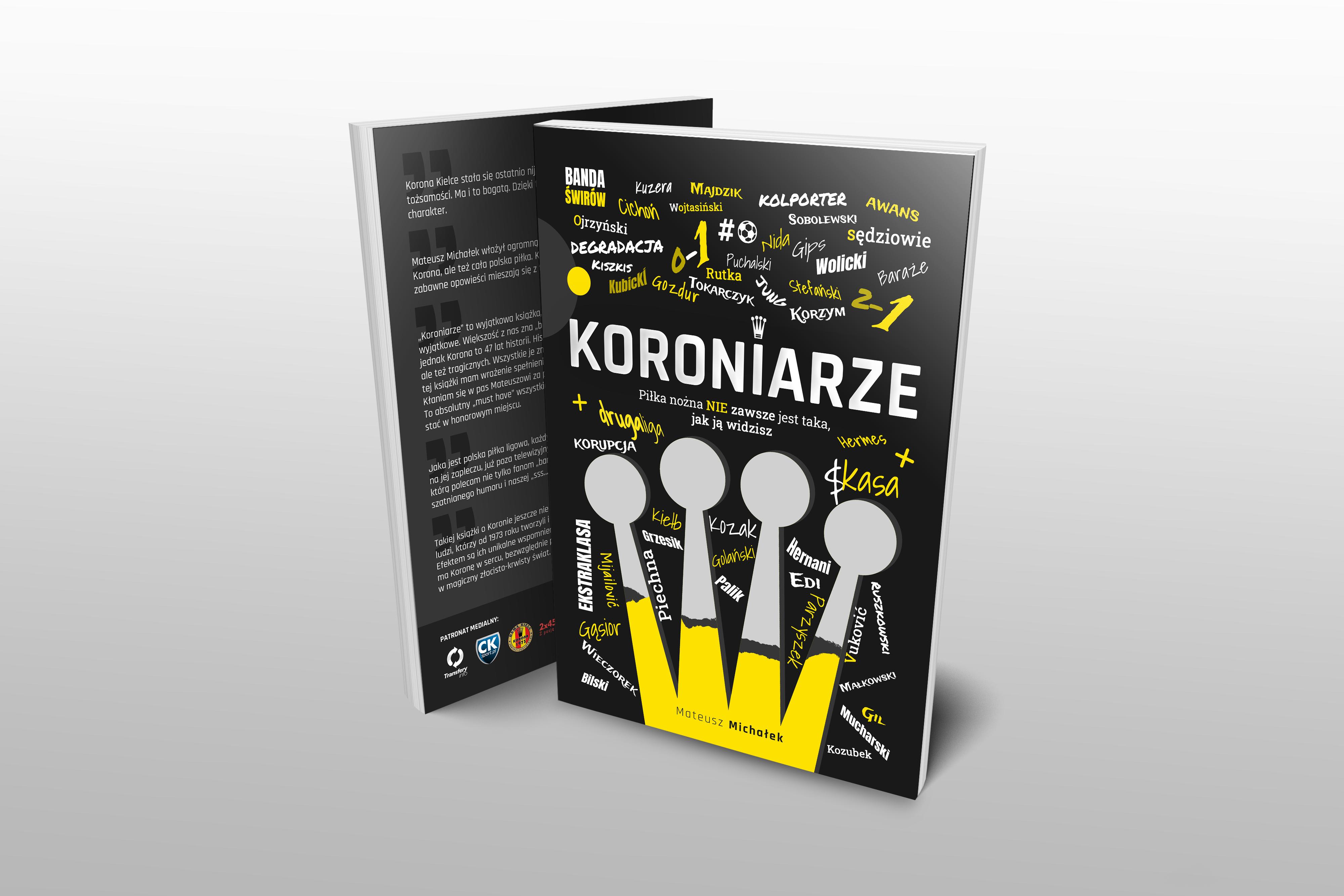 Koroniarze Korona Kielce prezentacja